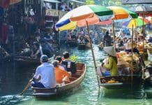 Best Floating Markets in Bangkok