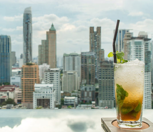 Best Sky Bars in Bangkok
