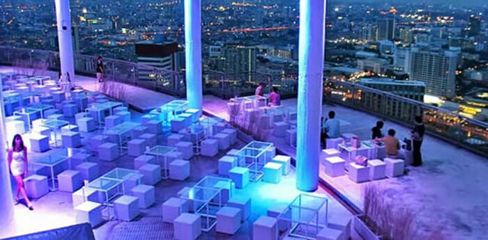 Best Sky Bars in Bangkok - The Top 10 Rooftop Bars! (2019 Guide)