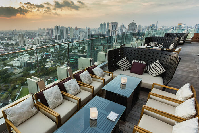 Best Sky Bars in Bangkok - The Top 10 Rooftop Bars! (2019 Guide)