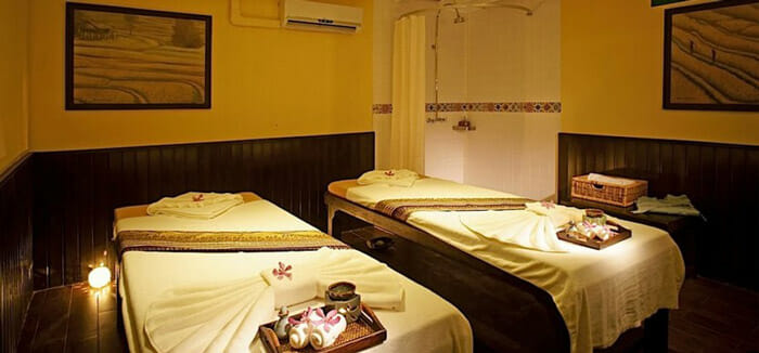 Sook Sabai Health Massage Spa in Bangkok