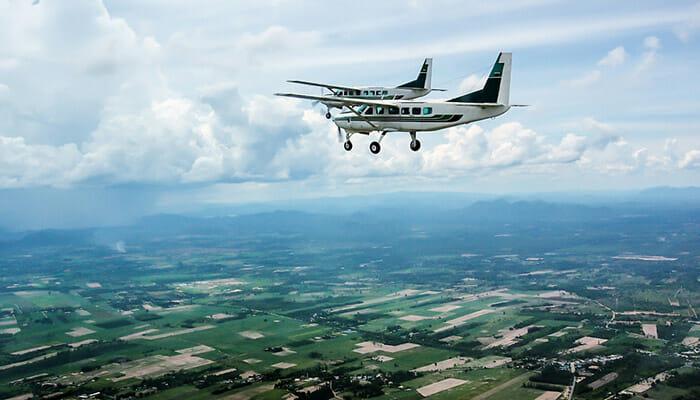 Plane Bangkok to Hua Hin