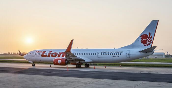 Flight from Bangkok to Chiang Mai