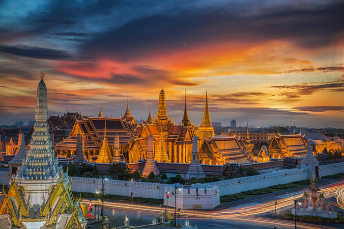 Bangkok Highlight Tour