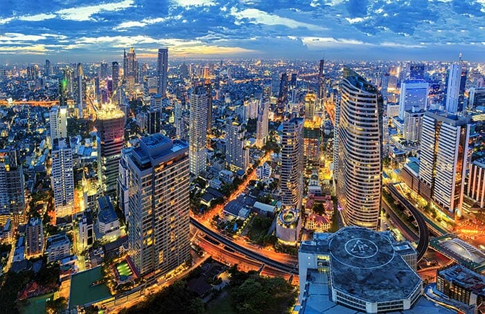 Bangkok largest city Thailand