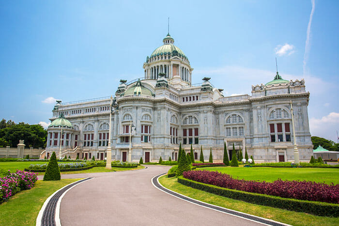 Dusit Palace in Bangkok
