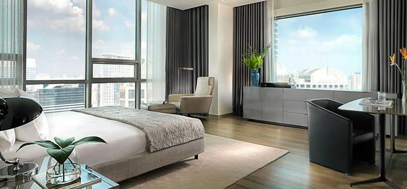 Oriental Residence Bangkok hotel