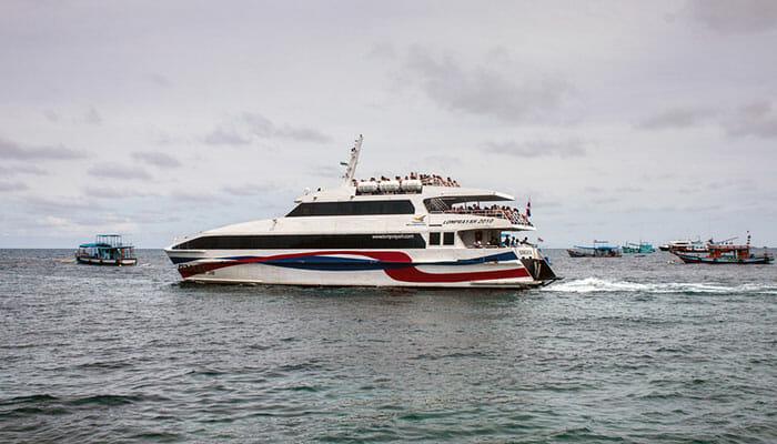 Ferry Bangkok to Koh Phangan