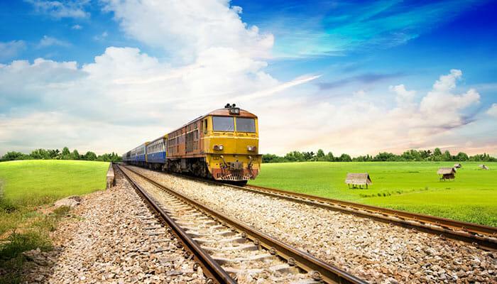 Train Bangkok to Koh Phangan