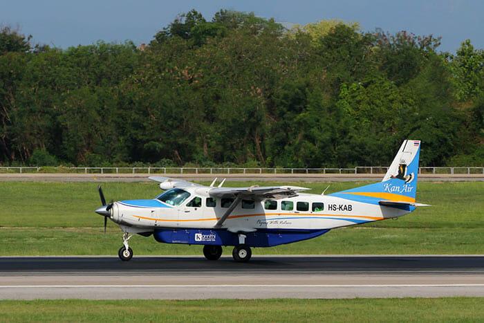 Flight Chiang Mai to Pai
