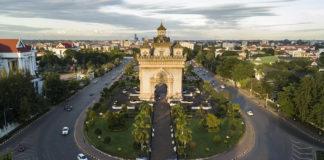 Bangkok to Vientiane