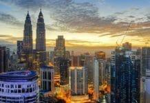 シンガポールからクアラルンプールへ