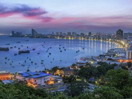 방콕에서 파타야