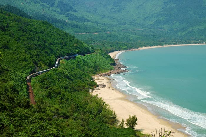 Da Nang to Hanoi by Train