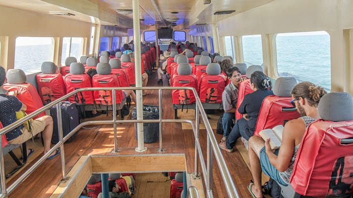 Ferries in Thailand - Learn everything you need to know! (2019)