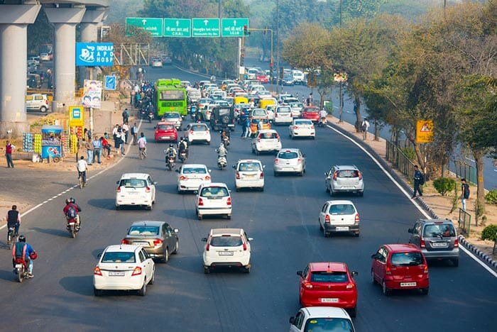 Ways to Get from Delhi to Jaipur