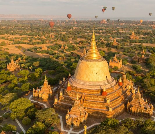 Mandalay to Bagan