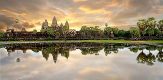 Phnom Penh to Siem Reap