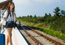 Travel by Train in Thailand