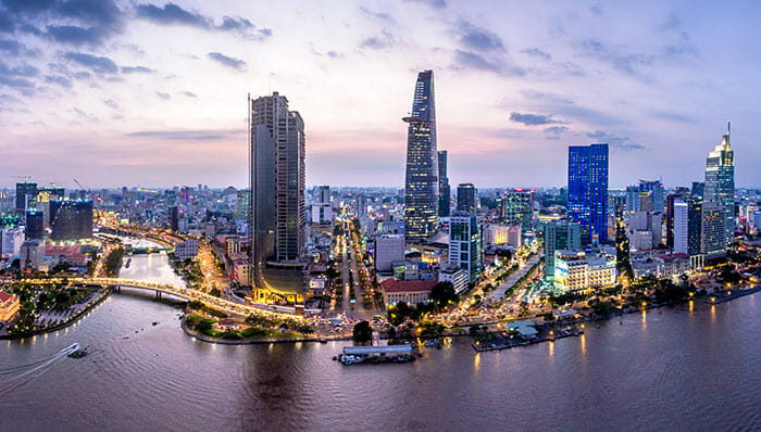 Options for Traveling from Ho Chi Minh to Phnom Penh