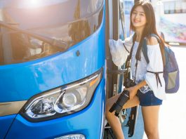 Travel by Bus in Vietnam