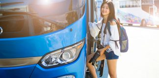 Travel by Bus in Vietnam