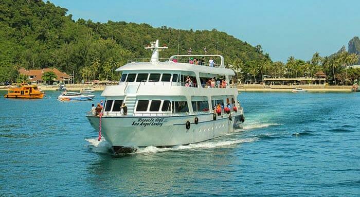 Koh Phi Phi to Koh Lanta Ferry