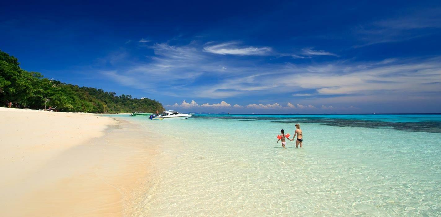 Koh Phi Phi To Koh Lanta Go By Ferry Or Speedboat 2020