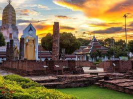Bangkok to Phitsanulok