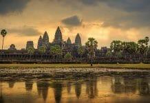 バンコクからカンボジアへ