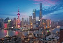 北京から上海へ