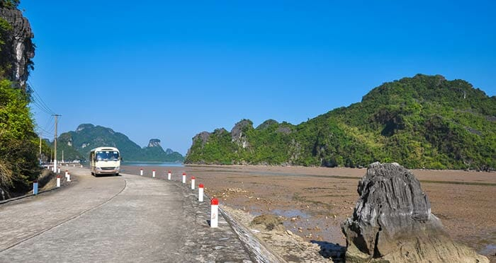 Hanoi to Cat Ba by Bus