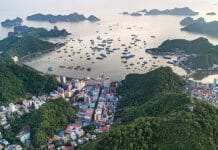 Hanoi to Cat Ba