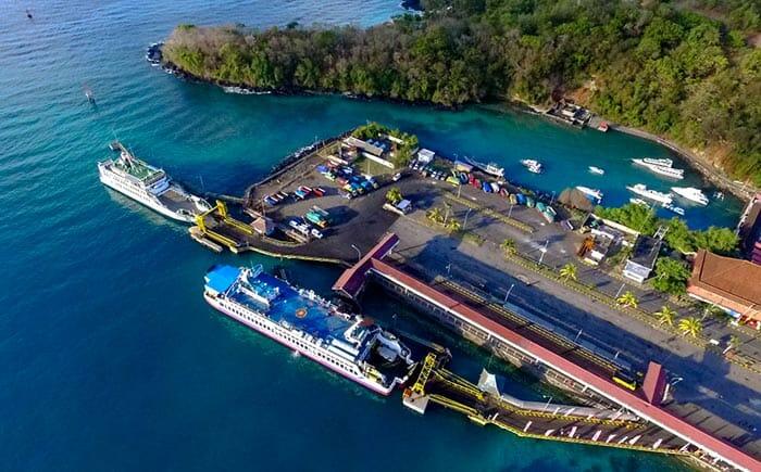 バリ島からロンボク島への旅行選択肢