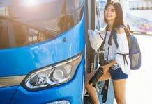 バスでタイ国に旅行する