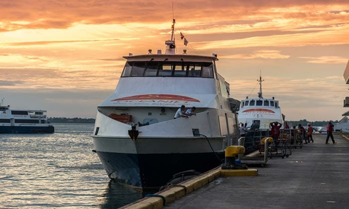 Fast Ferries from Cebu to Bohol