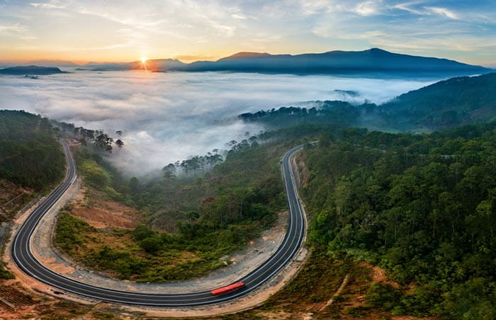 Options for Travel from Dalat to Hoi An
