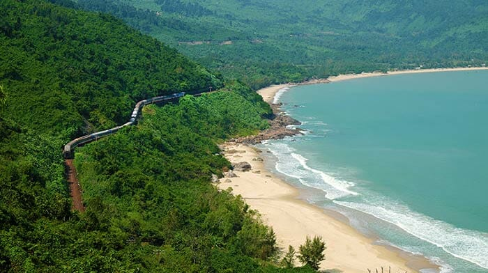 Dalat to Hoi An by Bus and Train