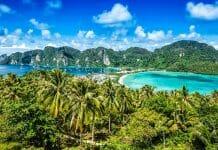 Koh Samui to Koh Phi Phi