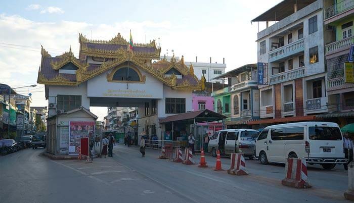 バンコクからヤンゴンへの旅行選択肢