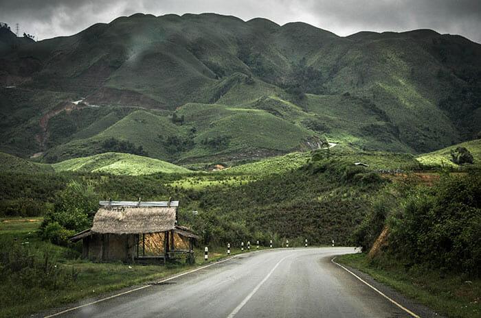ルアンパバーンからハノイまでの旅行選択肢
