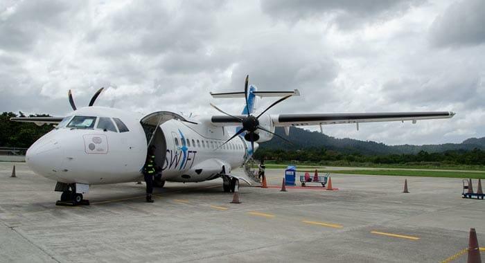Flights from Puerto Princesa to Coron