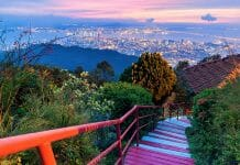 Singapore to Penang