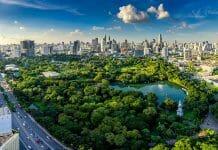 Suvarnabhumi Airport to Bangkok