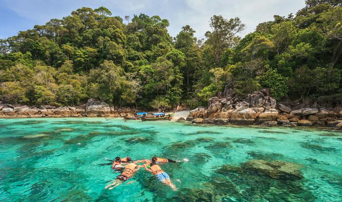 ランカウイからリペ島への旅行選択肢