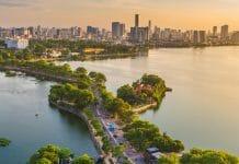 Vientiane to Hanoi