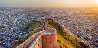 Agra to Jaipur