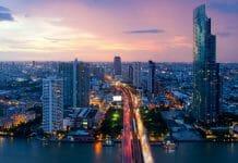 パンガン島からバンコクへ
