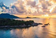 パンガン島からサムイ島へ