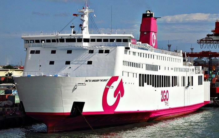 Manila to Boracay by Ferry